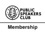 Speakers Club Membership